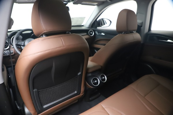 New 2020 Alfa Romeo Stelvio Q4 for sale $49,045 at Maserati of Westport in Westport CT 06880 19