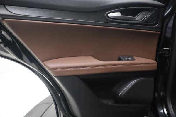 New 2020 Alfa Romeo Stelvio Q4 for sale $49,045 at Maserati of Westport in Westport CT 06880 20