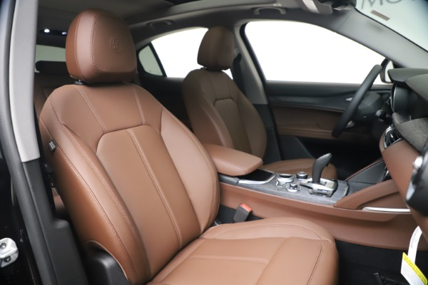 New 2020 Alfa Romeo Stelvio Q4 for sale $49,045 at Maserati of Westport in Westport CT 06880 21