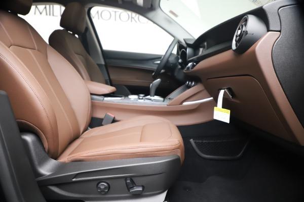 New 2020 Alfa Romeo Stelvio Q4 for sale $49,045 at Maserati of Westport in Westport CT 06880 22