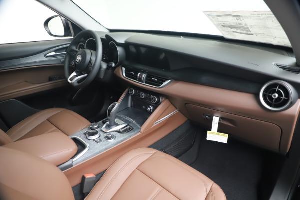 New 2020 Alfa Romeo Stelvio Q4 for sale $49,045 at Maserati of Westport in Westport CT 06880 23