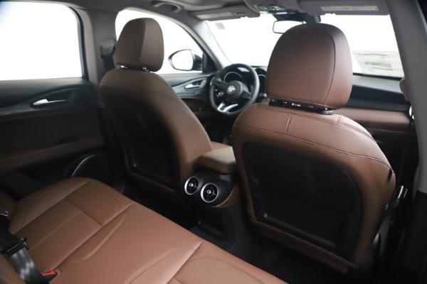 New 2020 Alfa Romeo Stelvio Q4 for sale $49,045 at Maserati of Westport in Westport CT 06880 27
