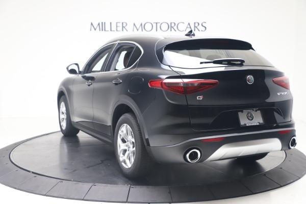 New 2020 Alfa Romeo Stelvio Q4 for sale $49,045 at Maserati of Westport in Westport CT 06880 5