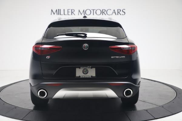 New 2020 Alfa Romeo Stelvio Q4 for sale $49,045 at Maserati of Westport in Westport CT 06880 6