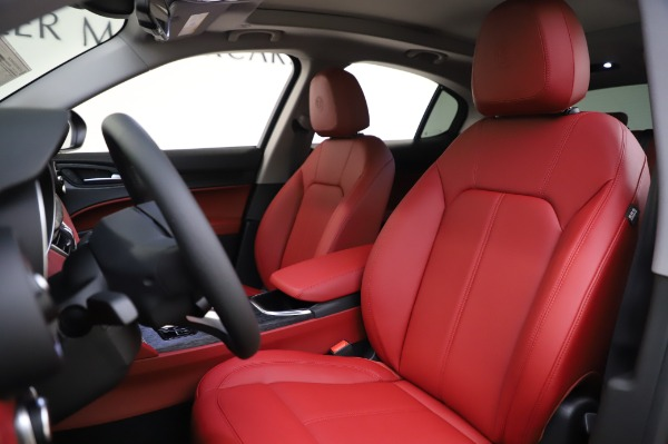 New 2020 Alfa Romeo Stelvio Sport Q4 for sale Sold at Maserati of Westport in Westport CT 06880 15