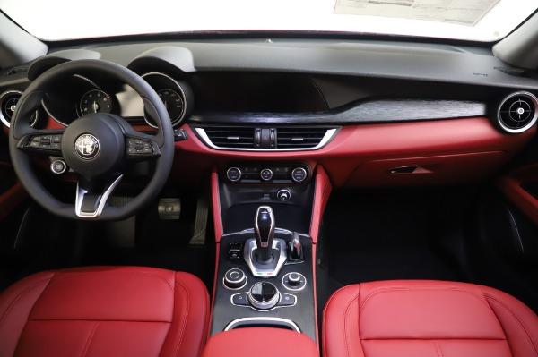 New 2020 Alfa Romeo Stelvio Sport Q4 for sale Sold at Maserati of Westport in Westport CT 06880 16