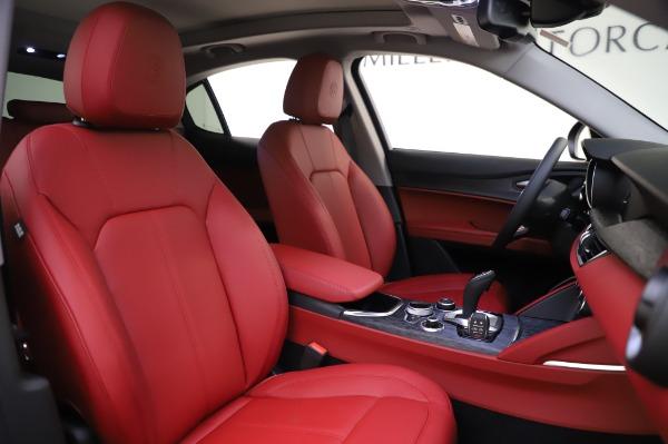 New 2020 Alfa Romeo Stelvio Sport Q4 for sale Sold at Maserati of Westport in Westport CT 06880 22