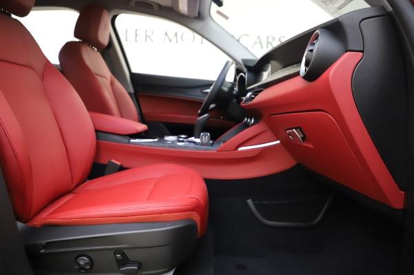 New 2020 Alfa Romeo Stelvio Sport Q4 for sale Sold at Maserati of Westport in Westport CT 06880 23