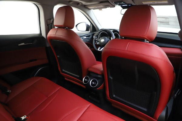 New 2020 Alfa Romeo Stelvio Sport Q4 for sale Sold at Maserati of Westport in Westport CT 06880 28