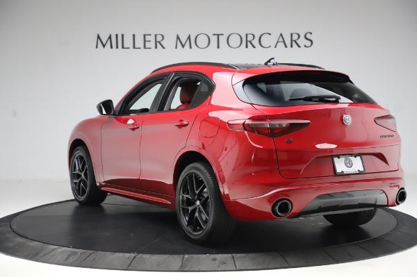 New 2020 Alfa Romeo Stelvio Sport Q4 for sale Sold at Maserati of Westport in Westport CT 06880 5