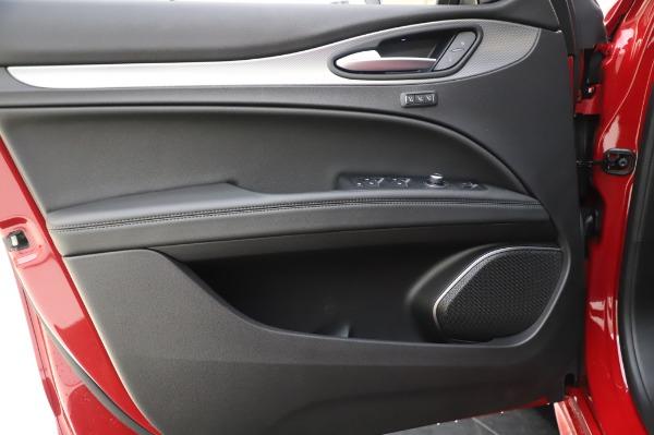 New 2020 Alfa Romeo Stelvio Sport Q4 for sale $45,645 at Maserati of Westport in Westport CT 06880 17