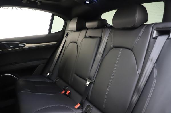 New 2020 Alfa Romeo Stelvio Sport Q4 for sale $45,645 at Maserati of Westport in Westport CT 06880 18
