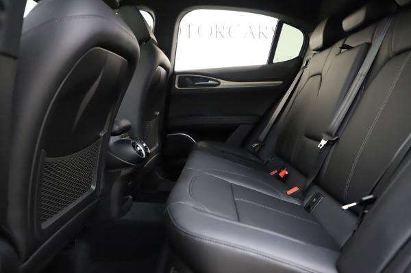 New 2020 Alfa Romeo Stelvio Sport Q4 for sale $45,645 at Maserati of Westport in Westport CT 06880 19