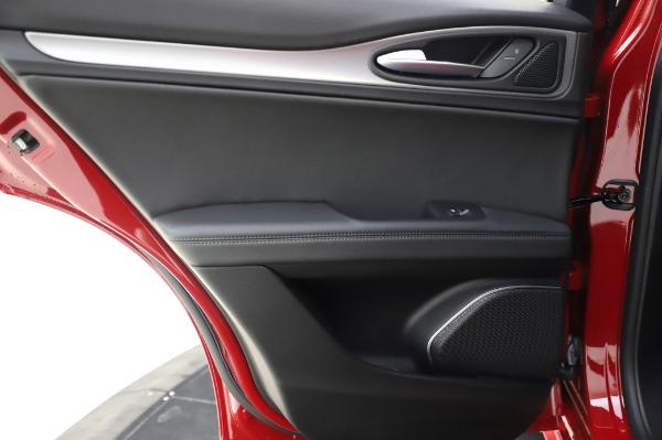 New 2020 Alfa Romeo Stelvio Sport Q4 for sale $45,645 at Maserati of Westport in Westport CT 06880 21