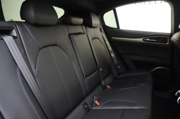 New 2020 Alfa Romeo Stelvio Sport Q4 for sale $45,645 at Maserati of Westport in Westport CT 06880 25