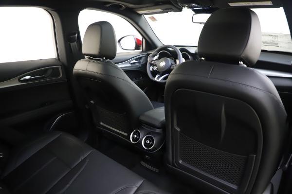New 2020 Alfa Romeo Stelvio Sport Q4 for sale $45,645 at Maserati of Westport in Westport CT 06880 27