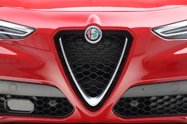 New 2020 Alfa Romeo Stelvio Sport Q4 for sale $45,645 at Maserati of Westport in Westport CT 06880 28