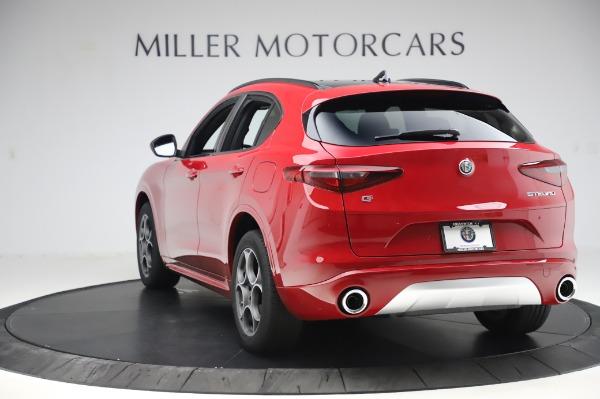 New 2020 Alfa Romeo Stelvio Sport Q4 for sale $45,645 at Maserati of Westport in Westport CT 06880 5