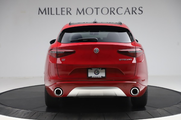 New 2020 Alfa Romeo Stelvio Sport Q4 for sale $50,645 at Maserati of Westport in Westport CT 06880 6