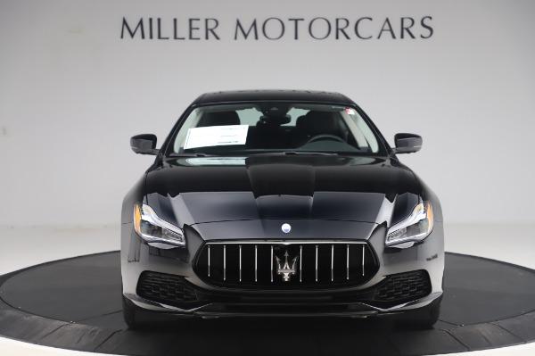 New 2020 Maserati Quattroporte S Q4 for sale $110,999 at Maserati of Westport in Westport CT 06880 12