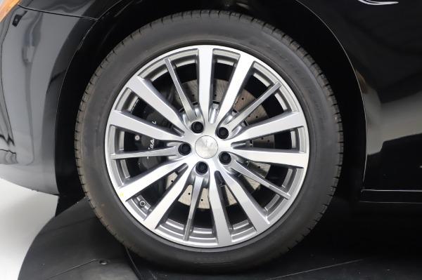 New 2020 Maserati Quattroporte S Q4 for sale $110,999 at Maserati of Westport in Westport CT 06880 14