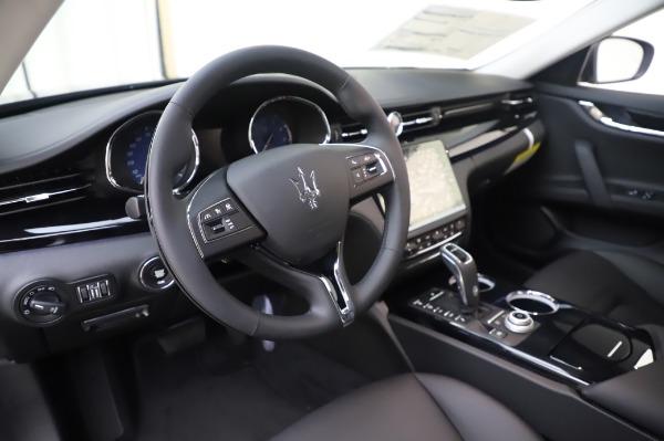 New 2020 Maserati Quattroporte S Q4 for sale $110,999 at Maserati of Westport in Westport CT 06880 17