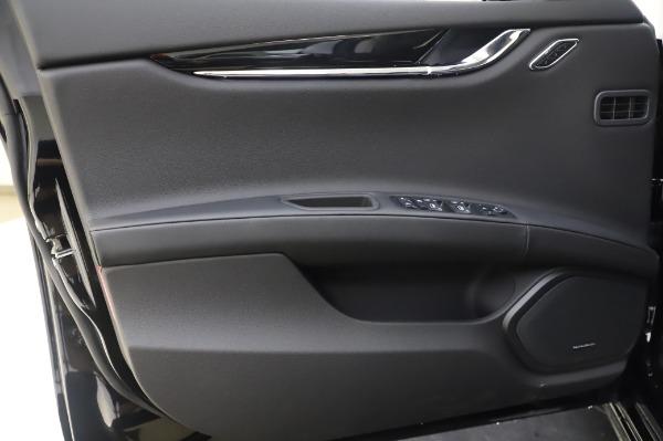 New 2020 Maserati Quattroporte S Q4 for sale $110,999 at Maserati of Westport in Westport CT 06880 18