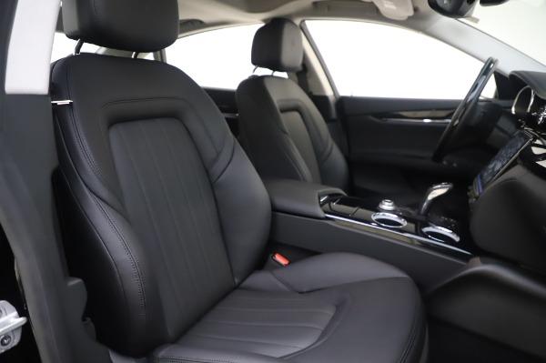 New 2020 Maserati Quattroporte S Q4 for sale $110,999 at Maserati of Westport in Westport CT 06880 23
