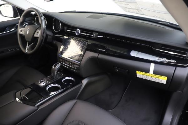 New 2020 Maserati Quattroporte S Q4 for sale $110,999 at Maserati of Westport in Westport CT 06880 25