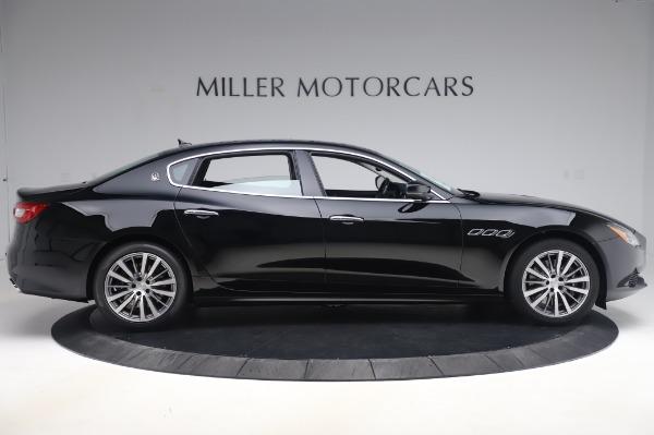 New 2020 Maserati Quattroporte S Q4 for sale $110,999 at Maserati of Westport in Westport CT 06880 9