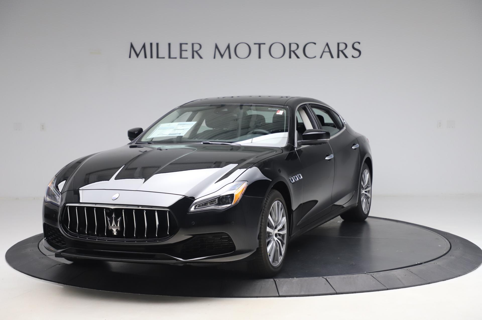 New 2020 Maserati Quattroporte S Q4 for sale $110,999 at Maserati of Westport in Westport CT 06880 1