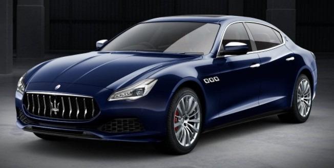 New 2020 Maserati Quattroporte S Q4 for sale $110,299 at Maserati of Westport in Westport CT 06880 1