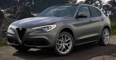 New 2020 Alfa Romeo Stelvio Ti Sport Q4 for sale $55,645 at Maserati of Westport in Westport CT 06880 1