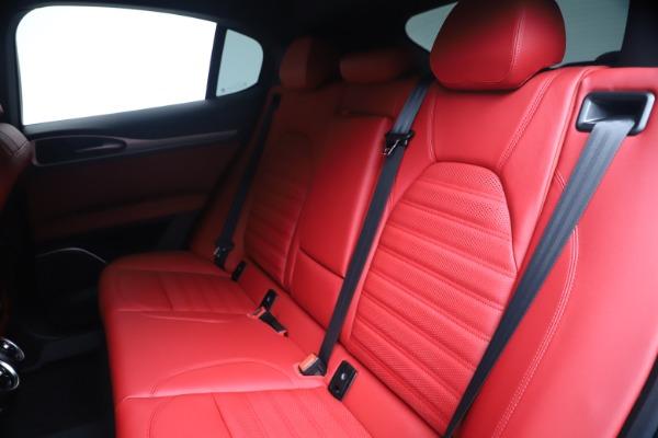 New 2020 Alfa Romeo Stelvio Ti Sport Q4 for sale Sold at Maserati of Westport in Westport CT 06880 18