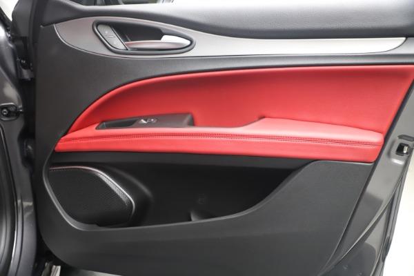 New 2020 Alfa Romeo Stelvio Ti Sport Q4 for sale Sold at Maserati of Westport in Westport CT 06880 25
