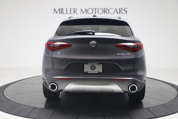 New 2020 Alfa Romeo Stelvio Ti Sport Q4 for sale Sold at Maserati of Westport in Westport CT 06880 6