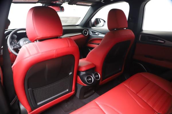 New 2020 Alfa Romeo Stelvio Ti Sport Q4 for sale $53,545 at Maserati of Westport in Westport CT 06880 20