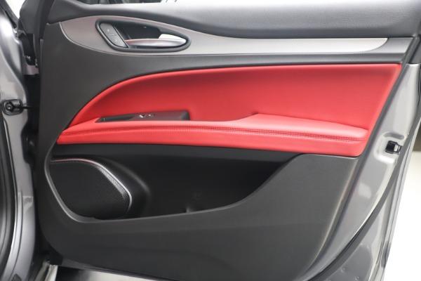 New 2020 Alfa Romeo Stelvio Ti Sport Q4 for sale $53,545 at Maserati of Westport in Westport CT 06880 25