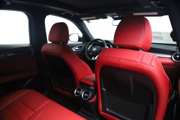 New 2020 Alfa Romeo Stelvio Ti Sport Q4 for sale $53,545 at Maserati of Westport in Westport CT 06880 28