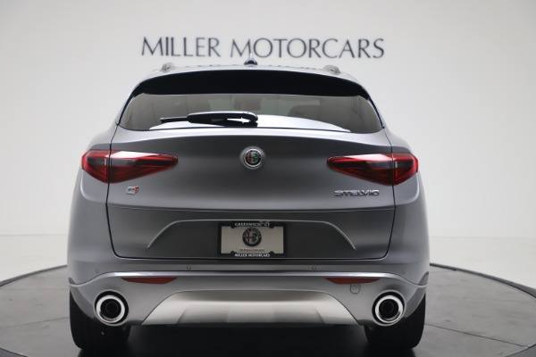 New 2020 Alfa Romeo Stelvio Ti Sport Q4 for sale $53,545 at Maserati of Westport in Westport CT 06880 6
