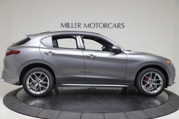 New 2020 Alfa Romeo Stelvio Ti Sport Q4 for sale $53,545 at Maserati of Westport in Westport CT 06880 9