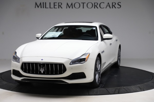 New 2020 Maserati Quattroporte S Q4 for sale $109,895 at Maserati of Westport in Westport CT 06880 1