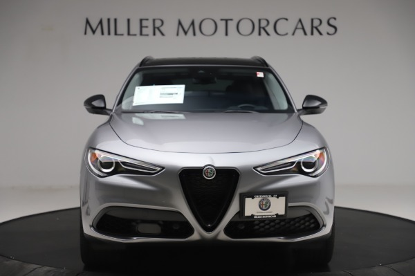 New 2020 Alfa Romeo Stelvio for sale $50,145 at Maserati of Westport in Westport CT 06880 12