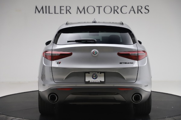 New 2020 Alfa Romeo Stelvio for sale $50,145 at Maserati of Westport in Westport CT 06880 6
