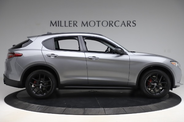 New 2020 Alfa Romeo Stelvio for sale $50,145 at Maserati of Westport in Westport CT 06880 9