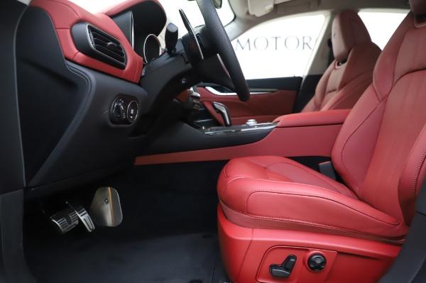 New 2020 Maserati Levante S Q4 GranSport for sale $104,635 at Maserati of Westport in Westport CT 06880 14