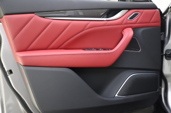 New 2020 Maserati Levante S Q4 GranSport for sale $104,635 at Maserati of Westport in Westport CT 06880 17