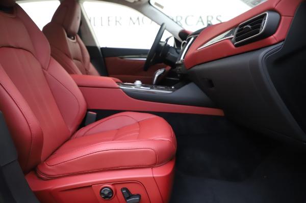 New 2020 Maserati Levante S Q4 GranSport for sale $104,635 at Maserati of Westport in Westport CT 06880 23