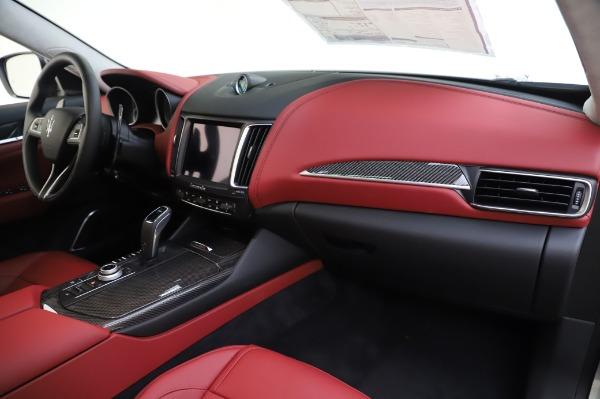 New 2020 Maserati Levante S Q4 GranSport for sale $104,635 at Maserati of Westport in Westport CT 06880 24