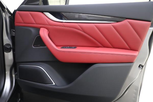 New 2020 Maserati Levante S Q4 GranSport for sale $104,635 at Maserati of Westport in Westport CT 06880 25